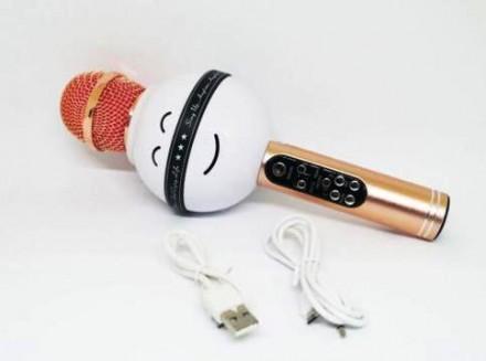 Беспроводной микрофон для караоке Wster WS-878. Днепр. фото 1