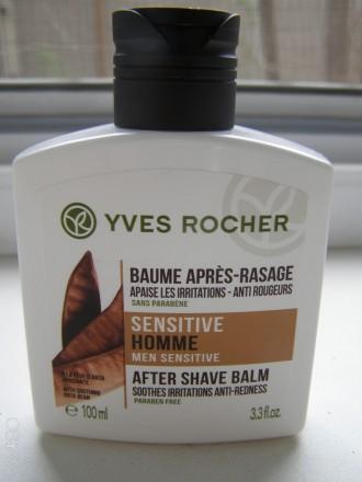 Бальзам після гоління Yves Rocher. Запорожье. фото 1