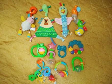 11штук набор игрушек. Киев. фото 1
