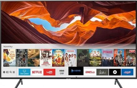 TV 2018 Samsung UE55NU7172 4K ULTRA HD, Smart TV,PQI-1300Hz, T2-тюнер. Днепр. фото 1