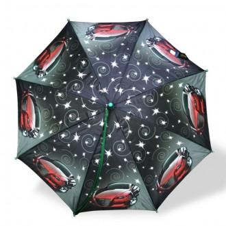 Зонт является стильным аксессуаром для ребенка, и надежно защитит его в непогоду. Киев, Киевская область. фото 4