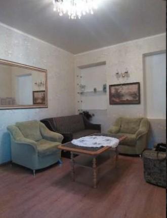 Сдаётся квартира на Дерибасовской. Комнаты раздельные,  свой отдельный вход, зак. Приморский, Одесса, Одесская область. фото 2
