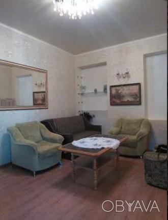 Сдаётся квартира на Дерибасовской. Комнаты раздельные,  свой отдельный вход, зак. Приморский, Одесса, Одесская область. фото 1