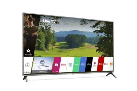 TV LG 50UK6500MLA TOP Model 2018, SMART-TV, Wi-Fi, 4+2 ядра, WebOS 4.0. Днепр. фото 1