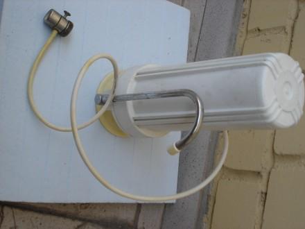 Фильтр для воды Водограй ФПВ-1011, настольный, однокорпусный, без картриджа. Киев. фото 1