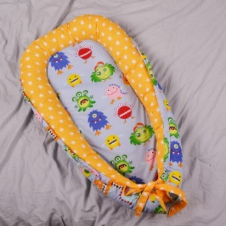 Babynest подушка-кокон Маскарад. Кривой Рог. фото 1