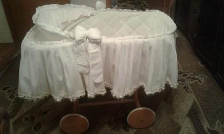 Кроватка-люлька Italbaby. Киев. фото 1