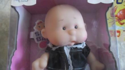 кукла пупс новый в коробке. Макеевка. фото 1