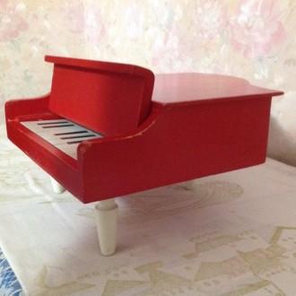 Винтажная игрушка детское пианино. Киев. фото 1