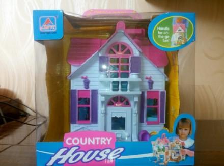 дом для кукол. Чугуев. фото 1