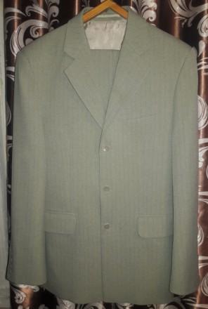 СРОЧНО! Продам классический подростковый\мужской костюм legenda class 44 размер. Чернигов, Черниговская область. фото 2