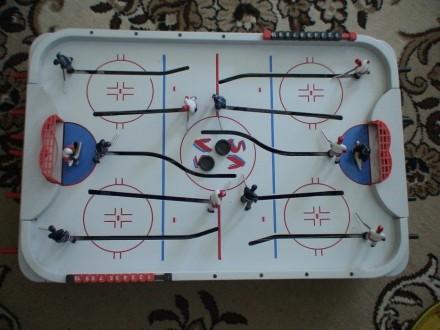 настольній хоккей. Кривой Рог. фото 1