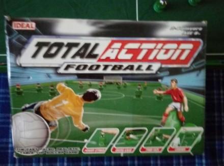 Большой настольный футбол! Total action football. Киев. фото 1