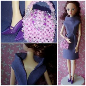 Комплект одежды для Барби. Николаев. фото 1