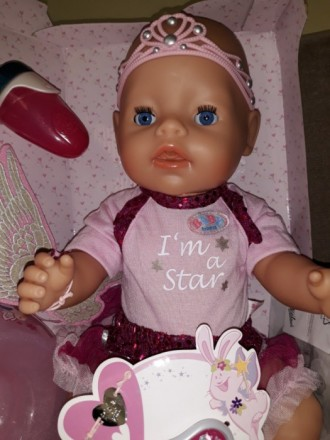 Кукла baby born лялька беби борн пупс Baby born Волшебный ангел Zapf. Ужгород. фото 1