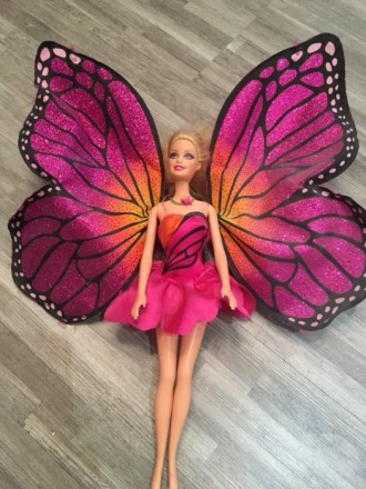 Кукла Барби Марипоса. Черкассы. фото 1