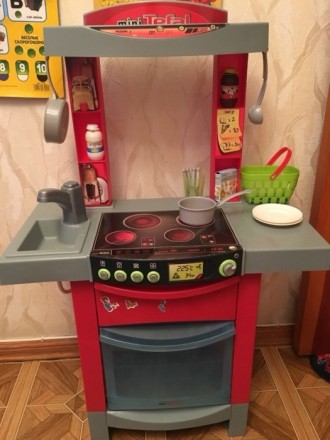 Детская кухня Smoby Tefal. Харьков. фото 1