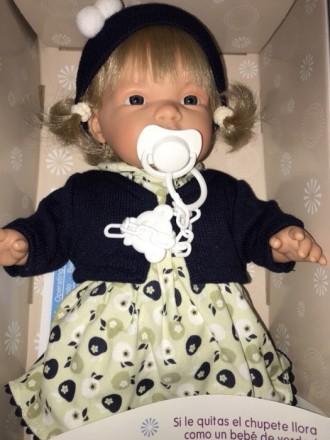 Кукла Llorens Жоель. Луганск. фото 1