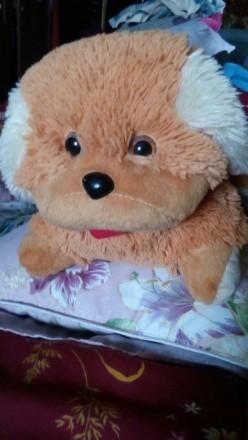 Мягкая игрушка Собачка. Николаев. фото 1