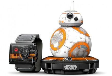 робот-дроид Sphero BB-8 Special Edition (с пультом браслетом). Днепр. фото 1