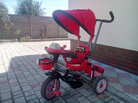 Дитячий велосипед. Сокаль. фото 1