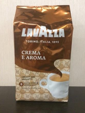 Lavazza Crema e Aroma, 1кг. Днепр. фото 1