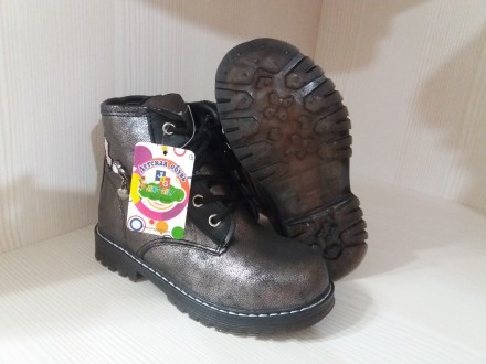 Демисезонные ботинки для девочки р. 27-32. Харьков. фото 1