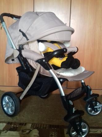 Детская прогулочная коляска.Bair FOX. Лисичанск. фото 1