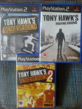 3 лицензионных игры из серии