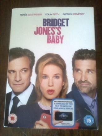 """Продам DVD с фильмом """"Ребенок Бриджит Джонс"""" на языке оригинала (английский). На. Запорожье, Запорожская область. фото 2"""