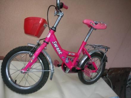 Велосипед дитячий Fort. Ровно. фото 1