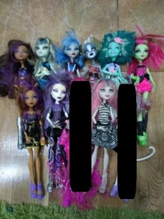 Monster High, куклы и аксессуары Монстер Хай. Валки. фото 1