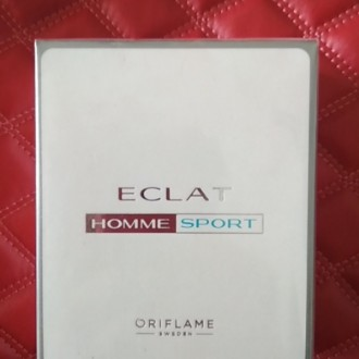 Мужская туалетная вода Eclat Homme Sport. Славутич. фото 1