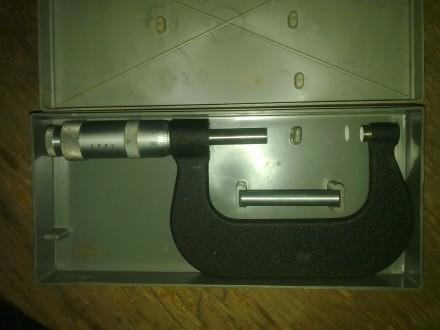 Продам микрометр 50-75мм. Днепр. фото 1