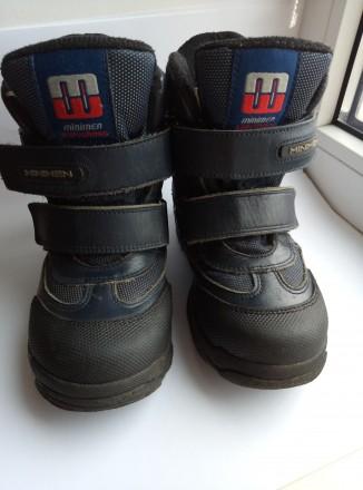 Ботинки / сапожки мальчик 26 размер. Черкассы. фото 1