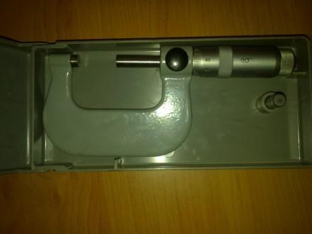Продам микрометр 25-50мм. Днепр. фото 1