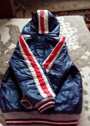 Детская куртка. Київ. фото 1