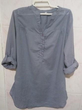 Удлиненная рубашка. Николаев. фото 1