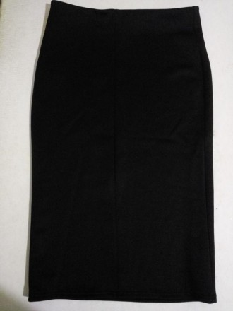 Черная юбка. Николаев. фото 1