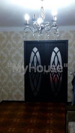 Сдам  двухкомнатную квартиру с элитным кап. ремонтом! Квартира на 3-м этаже 5-ти. Сырец, Киев, Киевская область. фото 3