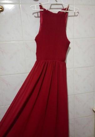 Платье в пол. Николаев. фото 1