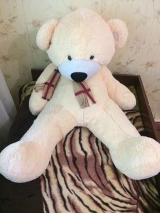 Продам мягкого медведя.Состояние новое.. Харьков. фото 1
