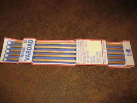 Продам набор деревянных вязальных спиц. Мариуполь. фото 1