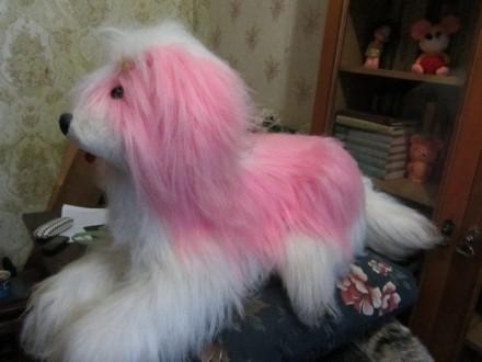 Собака мягкая. Харьков. фото 1