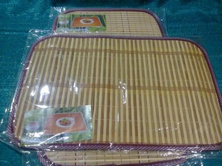 Бамбуковые салфетки. Мариуполь. фото 1
