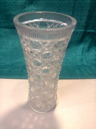 Продам хрустальную вазу в виде кубка. Маріуполь. фото 1
