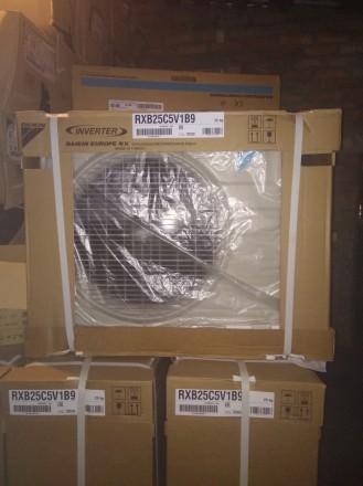 Инверторный кондиционер Daikin (Дайкин)  RXB35C5V1B9 (FTXB35C2V1B )  и RXF35A2V1. Киев, Киевская область. фото 5