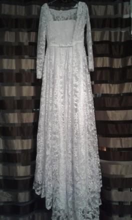 Свадебное платье , новое!. Полтава. фото 1