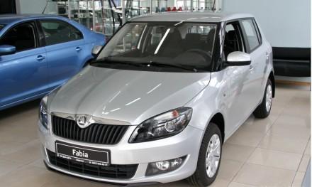 Продам автомобиль SKODA Fabia. Днепр. фото 1