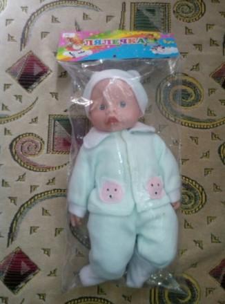 Кукла лялька пупс. Жмеринка. фото 1